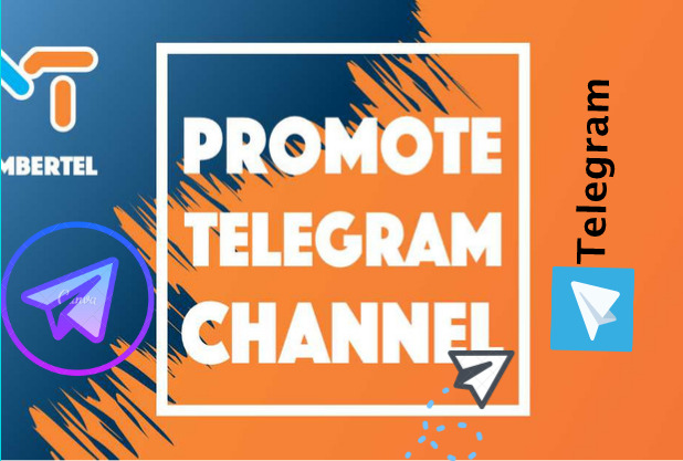 I willdo organic telegram promotion crypto telegram to for your channel, FiverrBox