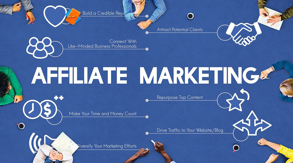 I will I will promote affiliate link teespring promotion amazon clickbank marketing, FiverrBox