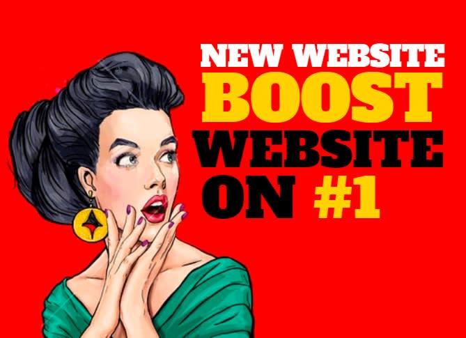 I will improve website traffic alexa rank white SEO hat backlinks, FiverrBox