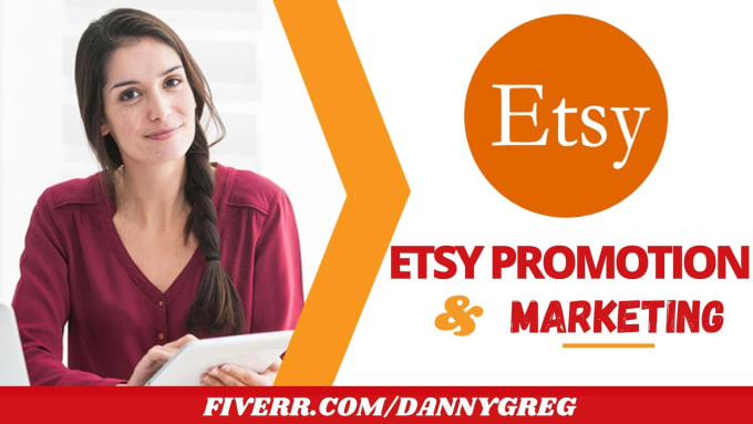 I will market and promote your etsy store organically to boost your etsy traffic, FiverrBox