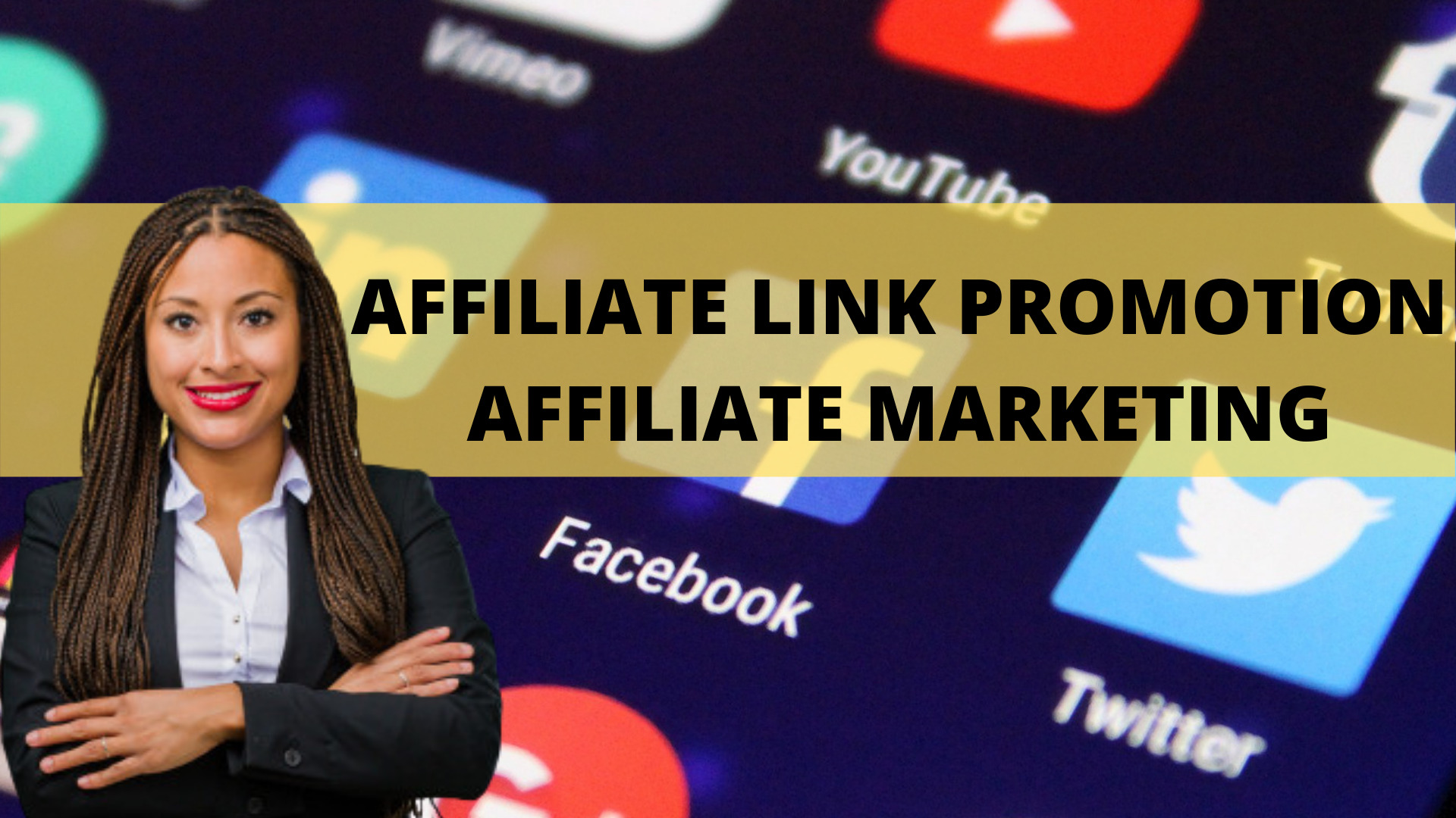 I will viral affiliate link promotion click bank teespring link promotion, FiverrBox