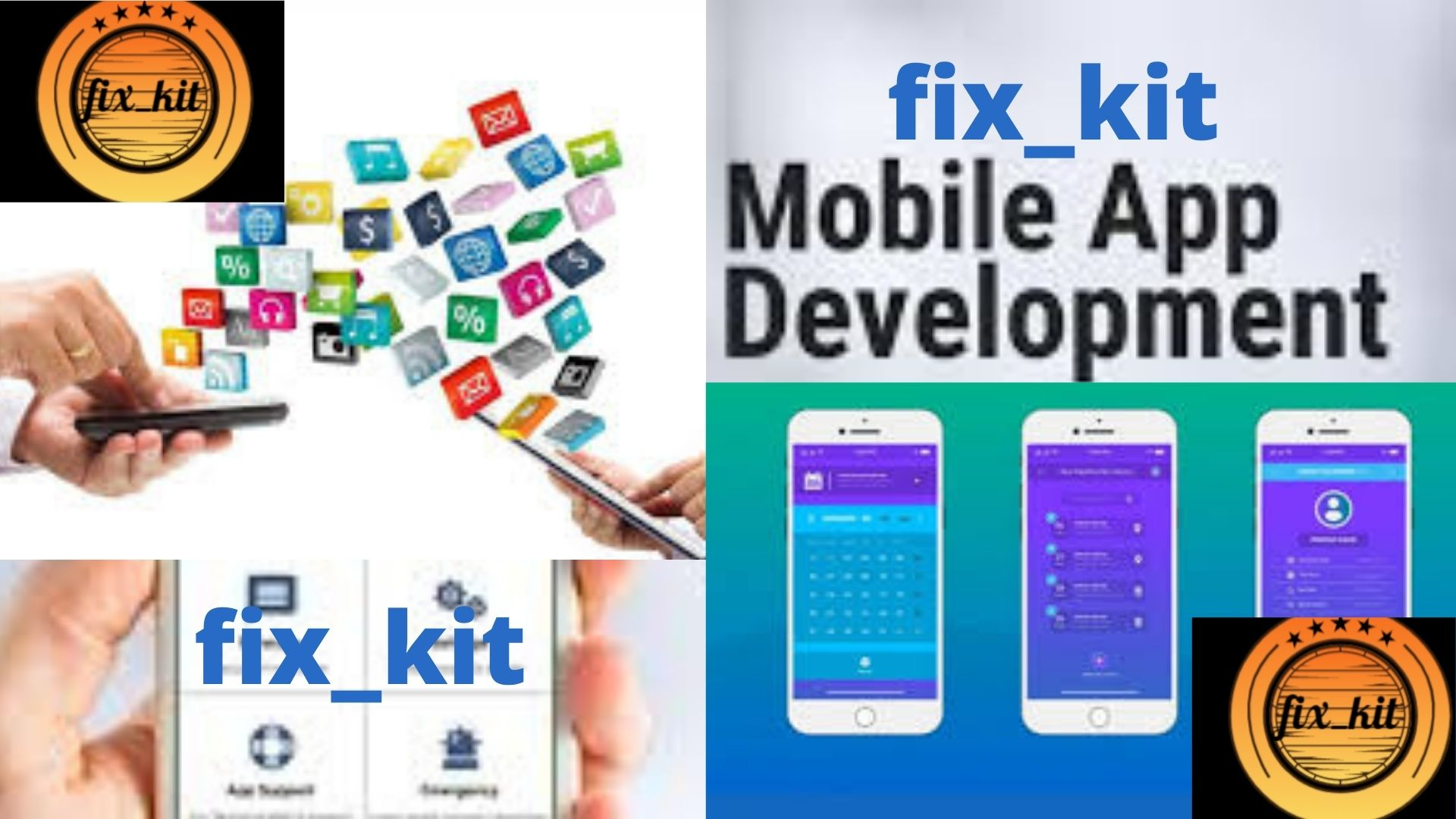 I will develop ios app iphone app android mobile app development, FiverrBox