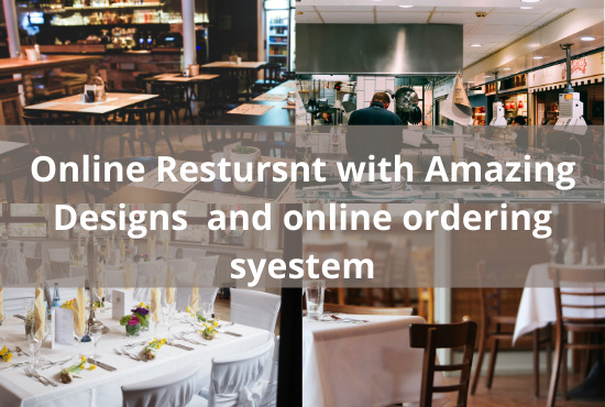 I will setup restaurant website with online food ordering system, FiverrBox