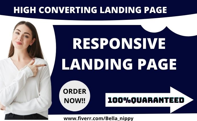 I will do clickfunnel,getresponse,landing page sales funnel in clickfunnels, FiverrBox