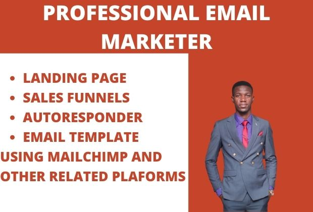 I will set up active email campaign automation, sales funnels in, FiverrBox