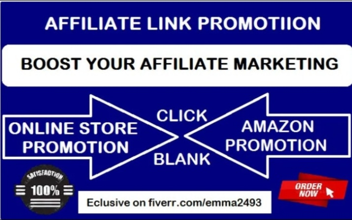 I will promote any kind of your link to 5 million audience with 7k traffic to boost sales, FiverrBox