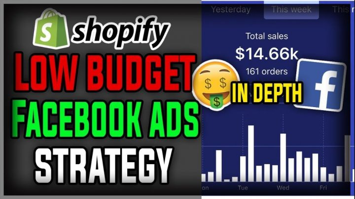 I will create shopify facebook video ads for your dropshipping store, FiverrBox