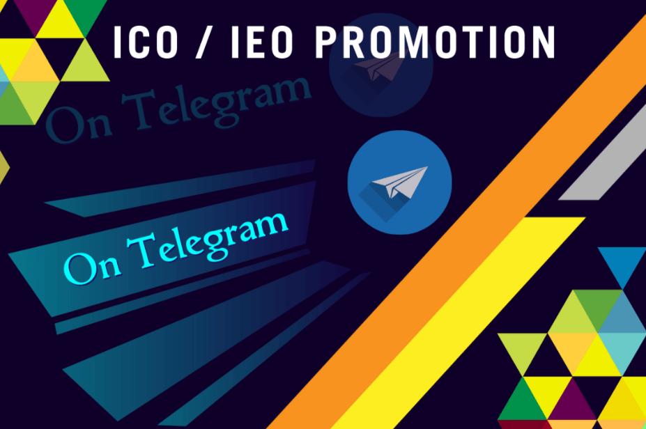 I will do ico promotion, crypto, telegram marketing, cryptocurrency, FiverrBox