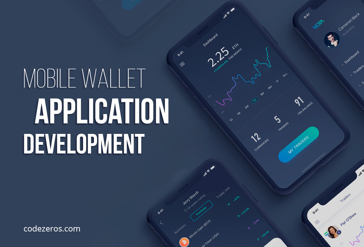 I will develop crypto wallet app, crypto exchange wallet website, FiverrBox