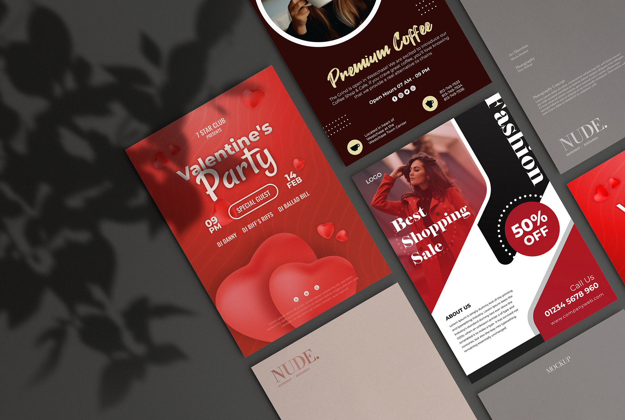 I will design creative flyer or brochure for your business, FiverrBox