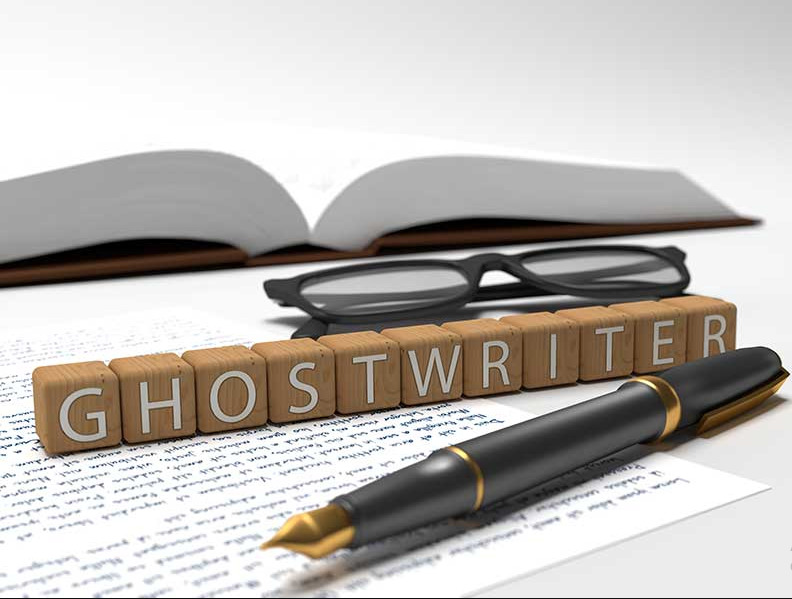 I will ghostwrite your books, poems, articles, all genres, FiverrBox