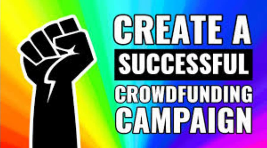 i will create a sucessful crowdfunding camaign, FiverrBox
