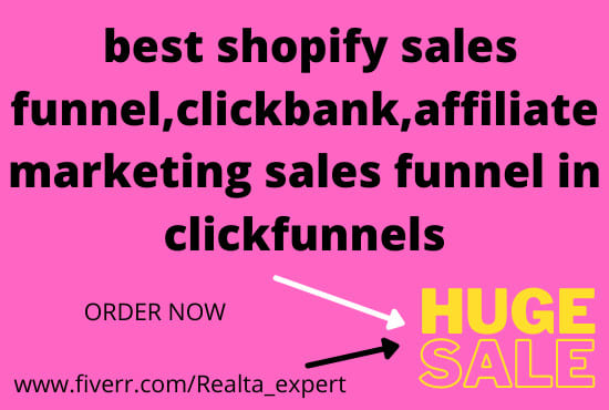 do best shopify sales funnel,clickbank,affiliate marketing sales in clickfunnels, FiverrBox