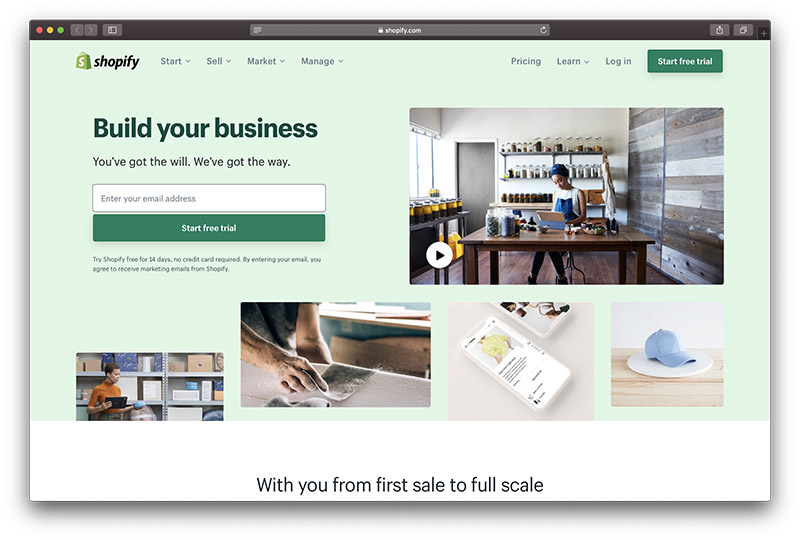 I will set up profitable shopify store shopify shopify website design, FiverrBox