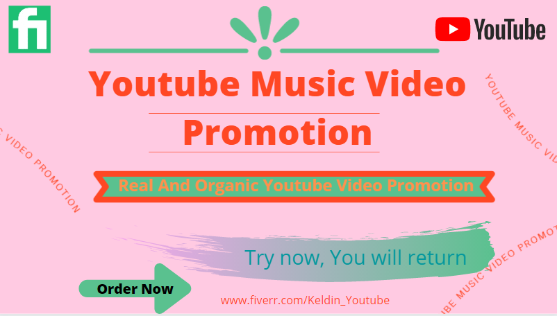 I will do viral youtube video promotion to 800k active audience, FiverrBox