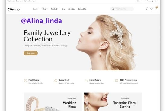 I will build shopify website shopify dropshipping store shopify website design, FiverrBox