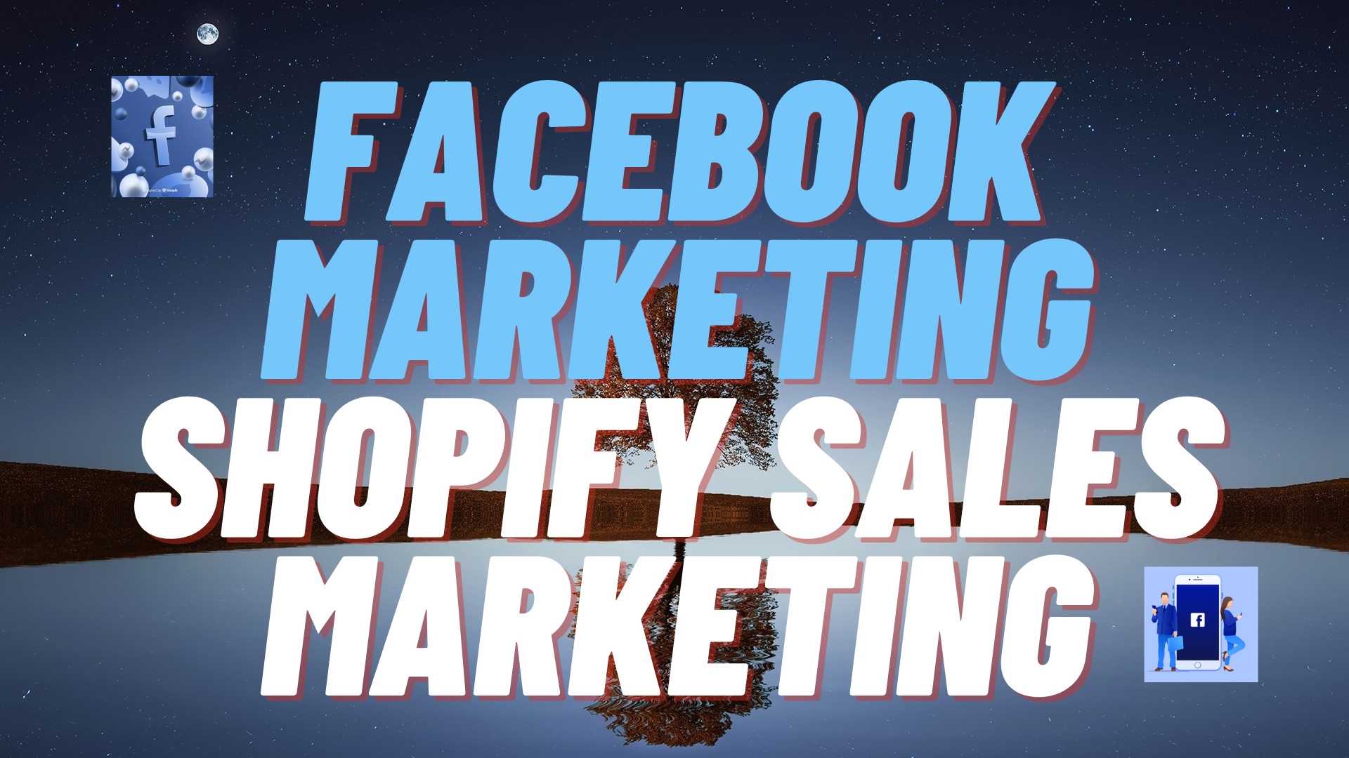 I will do facebook marketing promotion ads, shopify sales marketing promotion, FiverrBox