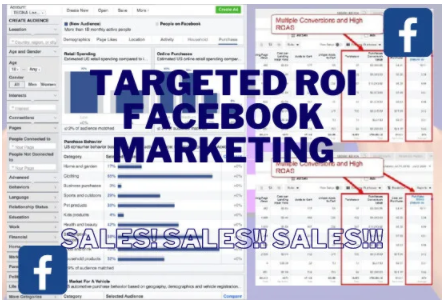I will run targeted facebook marketing ads campaign, fb ads for your, FiverrBox