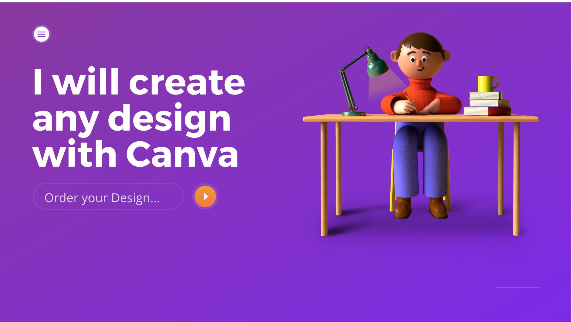 I will create any stunning designs with canva, FiverrBox