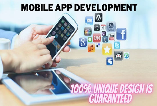 I will develop great performance mobile app development, FiverrBox
