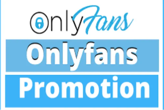 I will promote and advertise your onlyfans to organic audience, FiverrBox