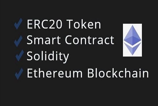 I will create top level erc20 token erc20 blockchain smart contract, FiverrBox