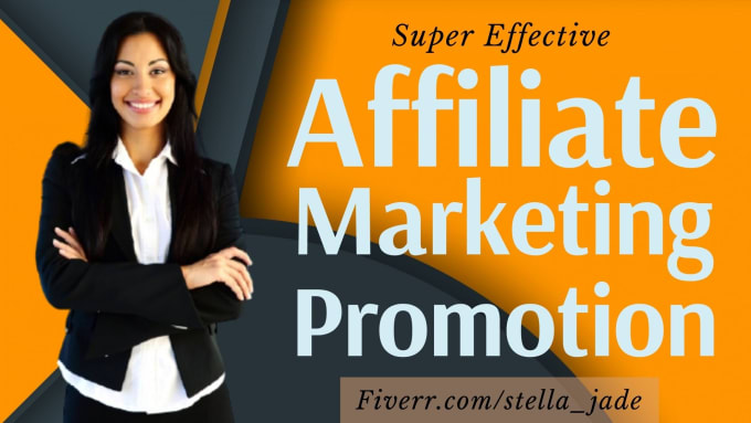 I will do effective affiliate link promotion, amazon, clickbank, teespring marketing, FiverrBox