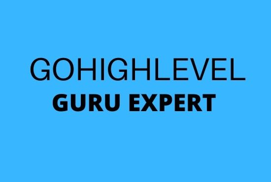 I will gohighlevel landing page, gohighlevel automation, FiverrBox