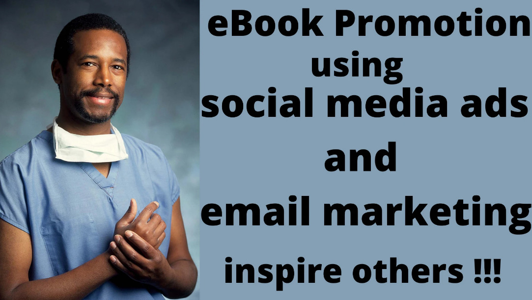 I will do ebook promotion, promote ebook with email marketing tactics, FiverrBox