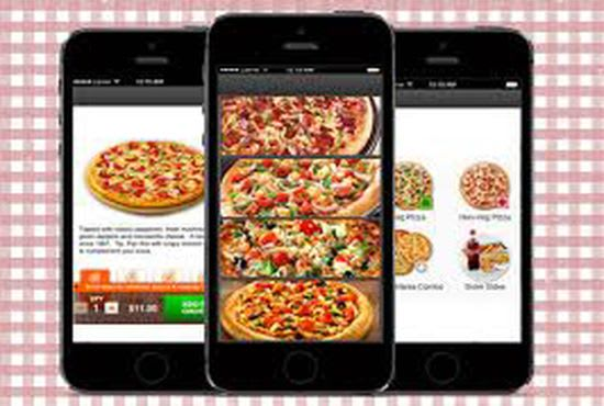 I will develop a food delivery app, grocery delivery app, fast food, FiverrBox