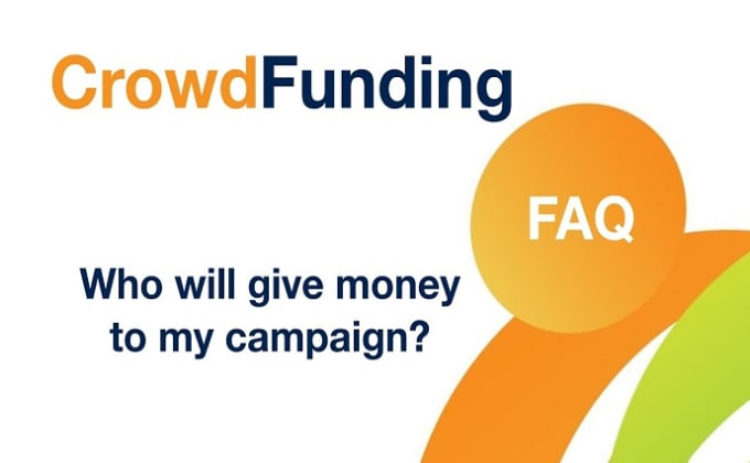 I will promote crowdfunding campaign, kickstater, gofundme, indiegogo, FiverrBox
