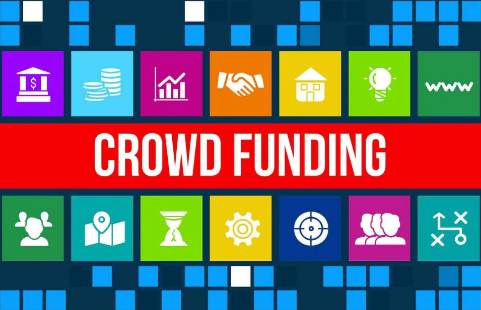 i will create a standard crowdfunding campaign, kickstarter promotion, FiverrBox
