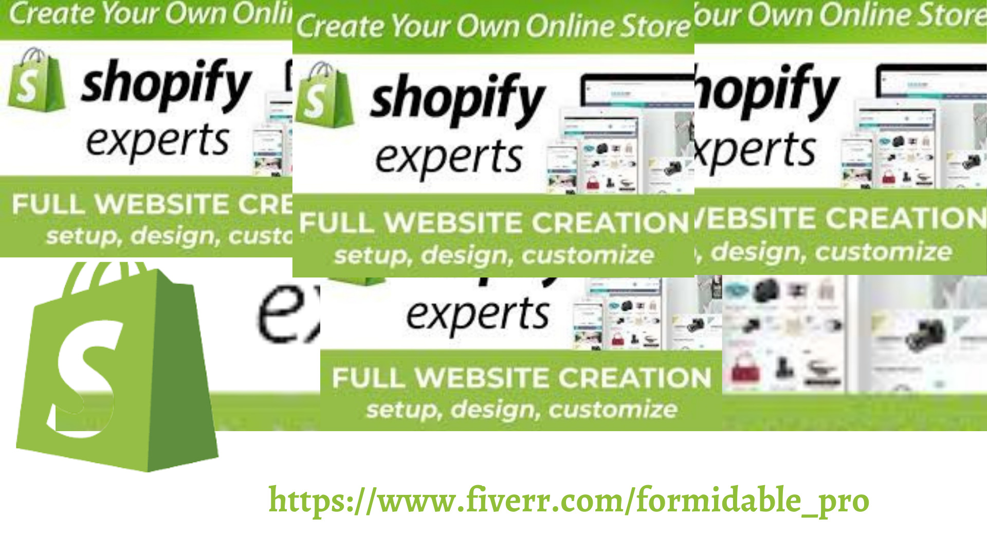 I will design your clickfunnel sales funnel ecommerce sales on landing page, FiverrBox