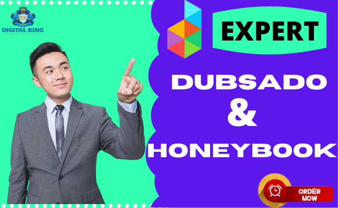 I will dubsado honeybook CRM account clientportal, FiverrBox
