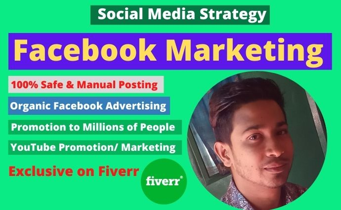 I will do facebook promotion for your business by the USA targeted, FiverrBox