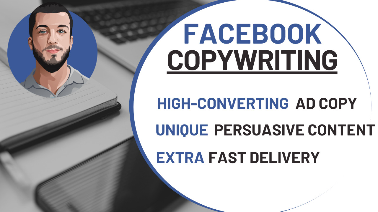 I will create high converting facebook ad copy, FiverrBox