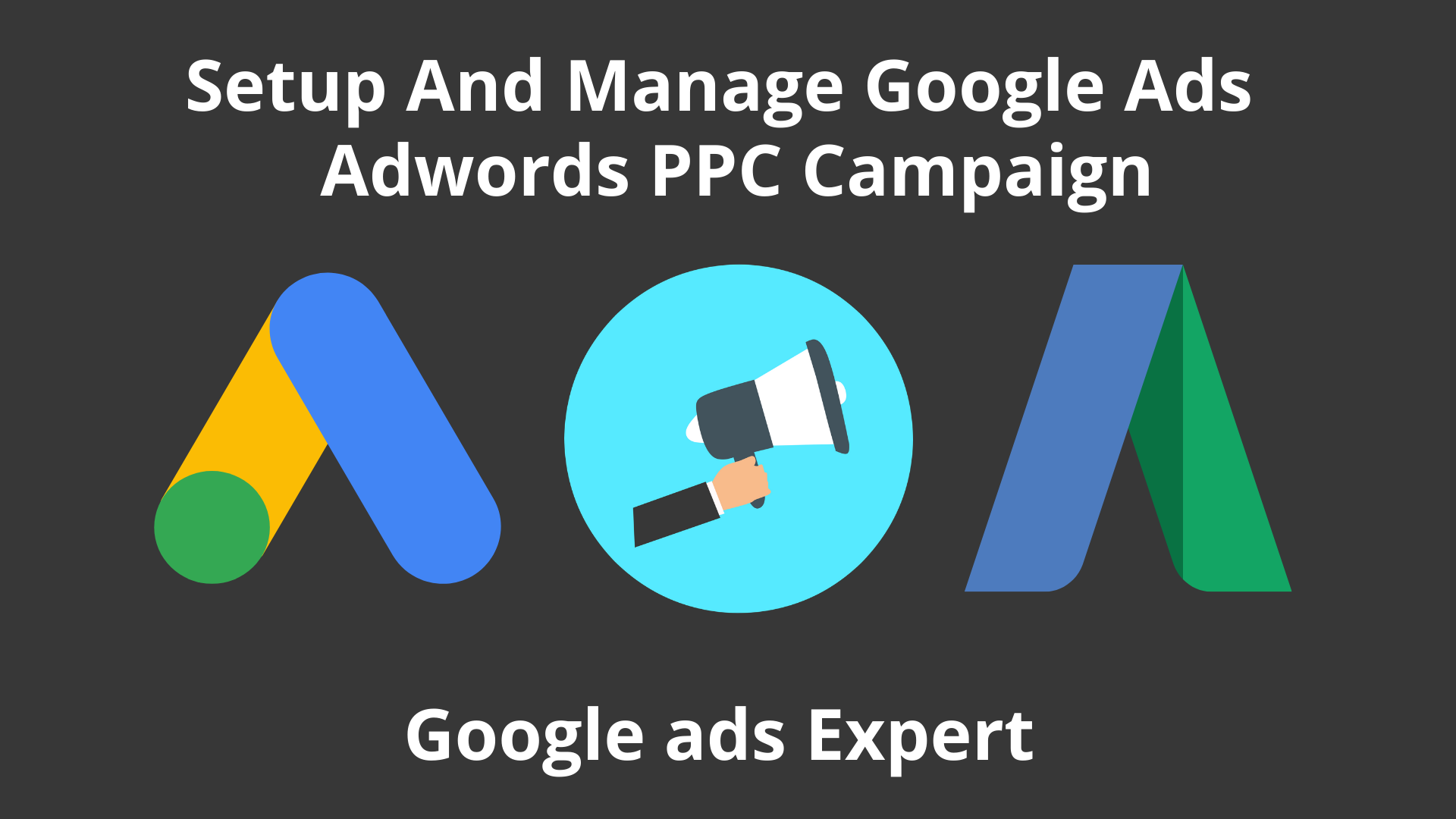I will setup and manage google ads campaign adwords ppc campaign, FiverrBox
