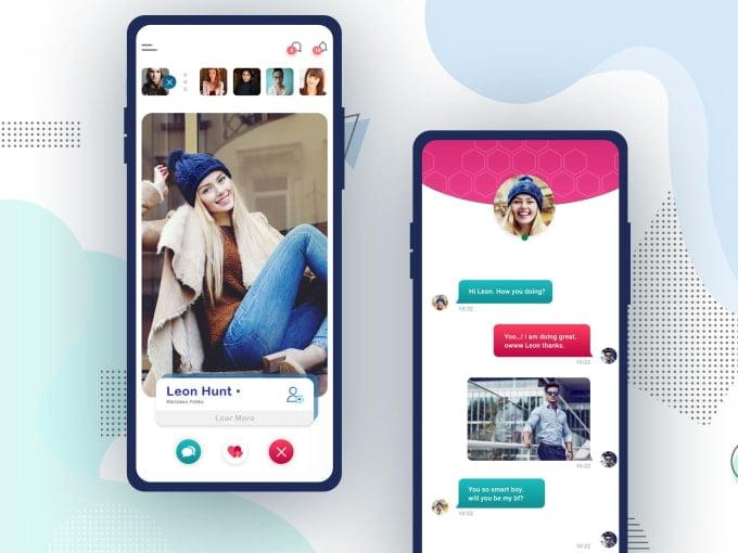 I will develop dating app, online chat app, social media app, FiverrBox