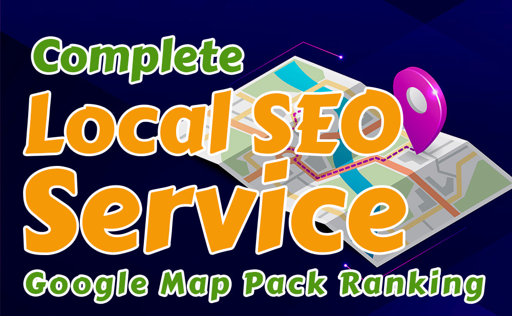 I will do complete local SEO service to rank in google map, FiverrBox