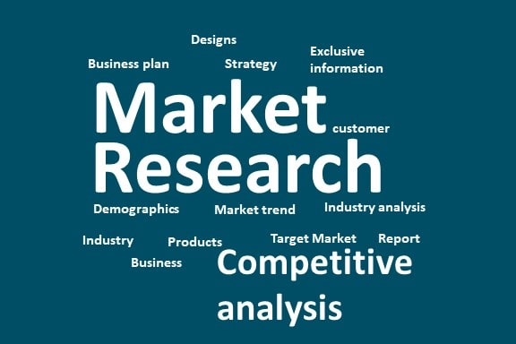 I will do market research, report, and competitive analysis, FiverrBox