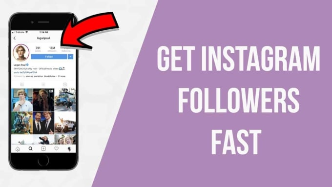 I will do superfast organic instagram growth and promotion, FiverrBox