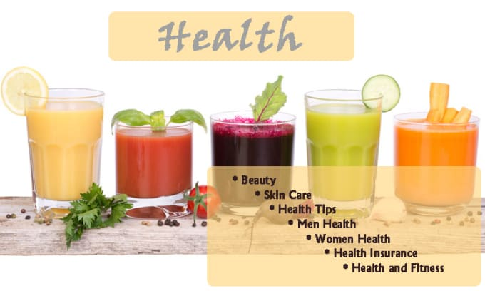 I will guest post on high quality health blog, FiverrBox