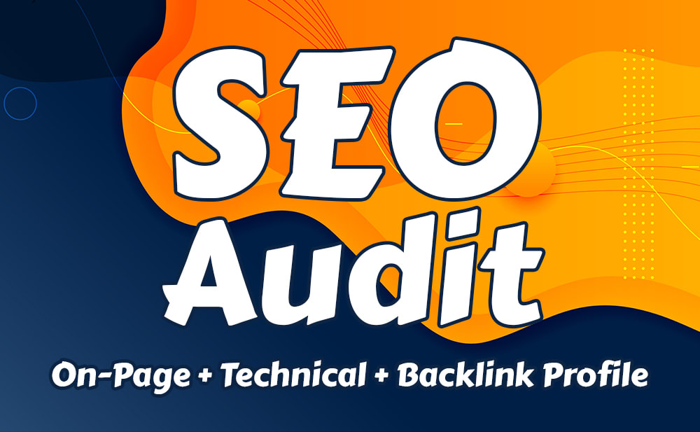 I will provide SEO audit report, competitor analysis, and solutions, FiverrBox