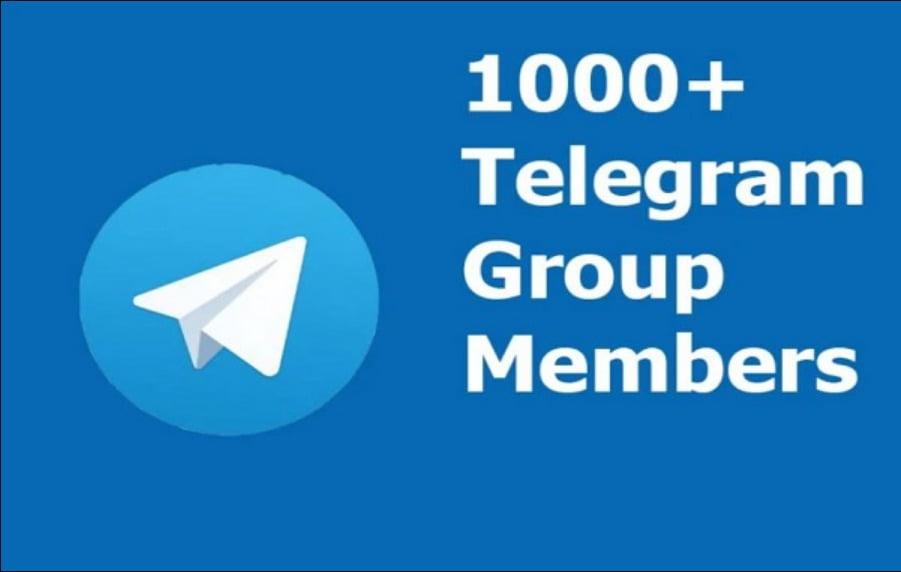 I will do organic telegram promotion,crypto forex marketing get active human traffic, FiverrBox