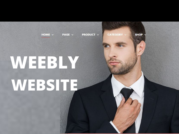 I will fix weebly, redesign weebly, create weebly, weebly website, weebly seo, FiverrBox