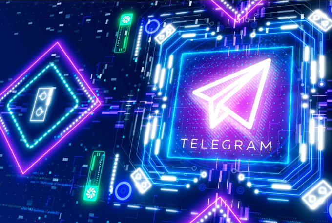 I will do telegram promotion, bitcion ico,cbd, crypto , forex,referral link promotion, FiverrBox