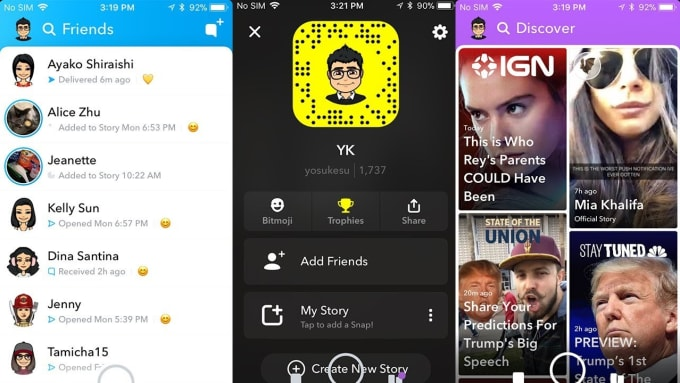 I will do premium snapchat promotion to 50k massive snapchat audience, FiverrBox