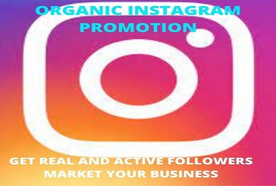 I will promote and grow your instagram page perfectly, FiverrBox