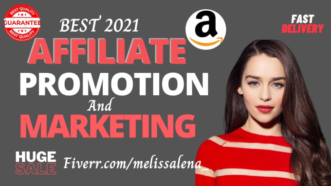 I will usa viral affiliate marketing amazon affiliate link promotion teespring traffic, FiverrBox