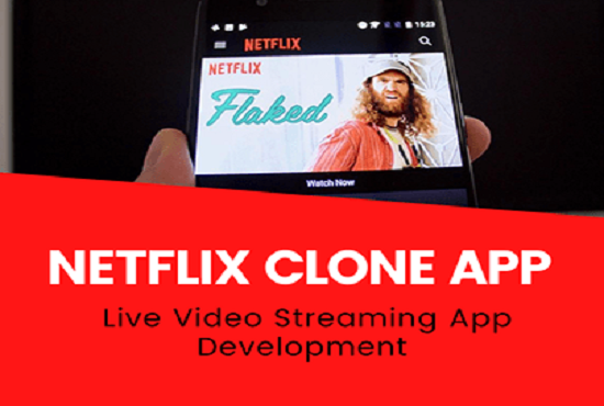 I will develop netflix clone app and websites, video streaming app, FiverrBox